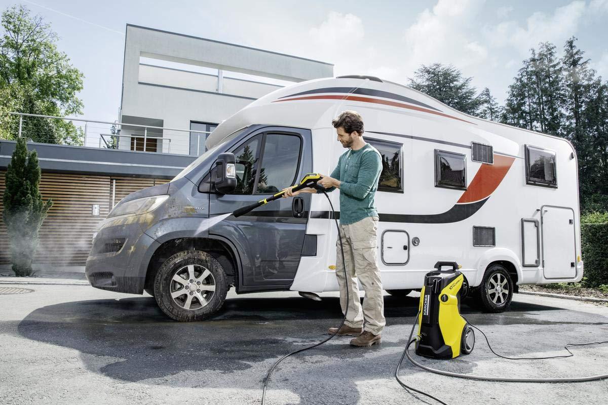 کارواش خانگی و نیمه صنعتی K7 Premium Full Control Plus کارچر واترجت تک فاز کارچر