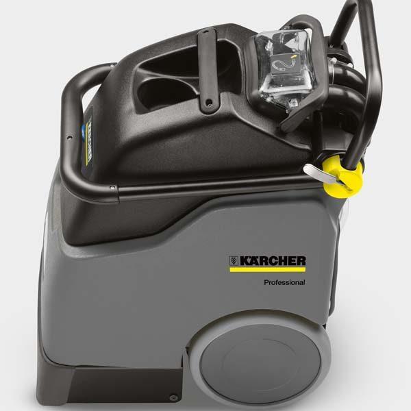 فرش شوی و موکت شوی صنعتی اتوماتیک مدل BRC 30/15 C کارچر فرش شور و موکت شور صنعتی
