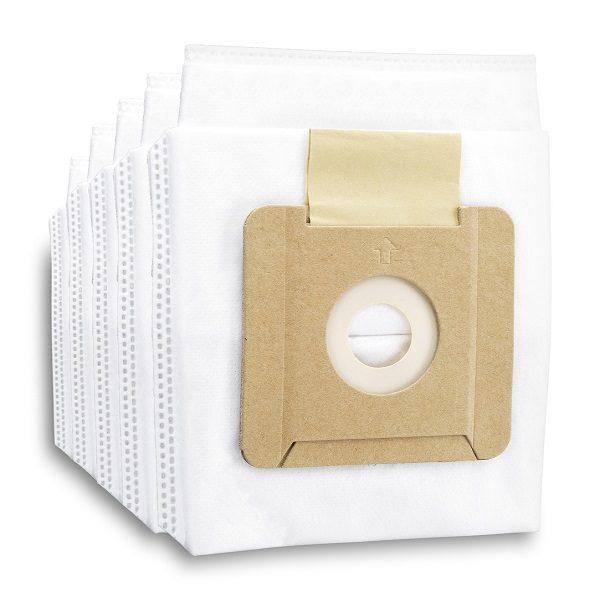 پاکت جاروبرقی کارچر سری VC 2 بسته 5 عددی کیسه جاروبرقی