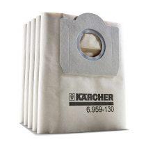 پاکت جاروبرقی کارچر سری WD 3 و SE4001 بسته 5 عددی کیسه جاروبرقی