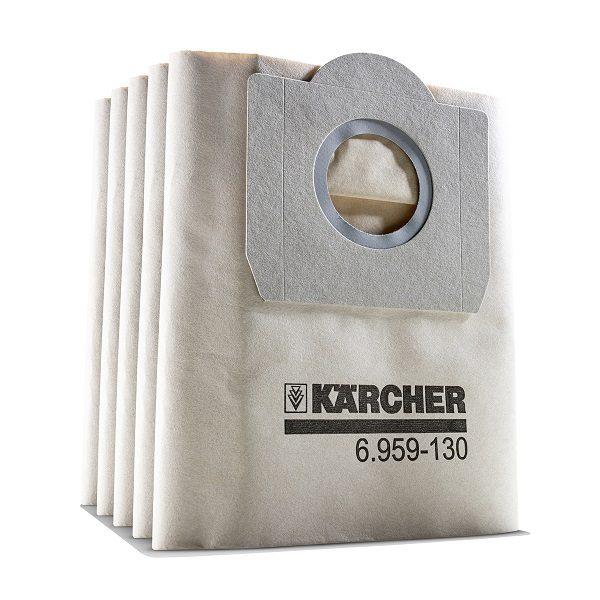 پاکت جاروبرقی کارچر سری WD 3 و SE4001 کیسه جاروبرقی