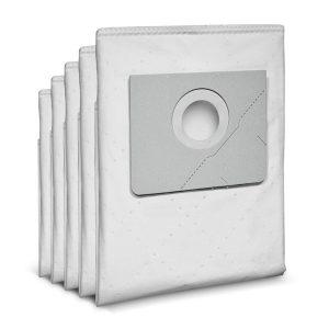 پاکت جاروبرقی کارچر مدل NT40 و NT45 بسته 5 عددی کیسه جاروبرقی