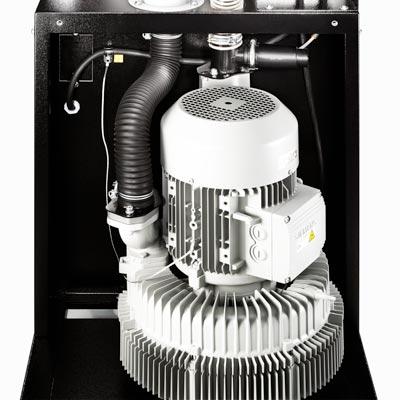 جاروبرقی صنعتی آب و خاک مدل IV 100/40 کارچر