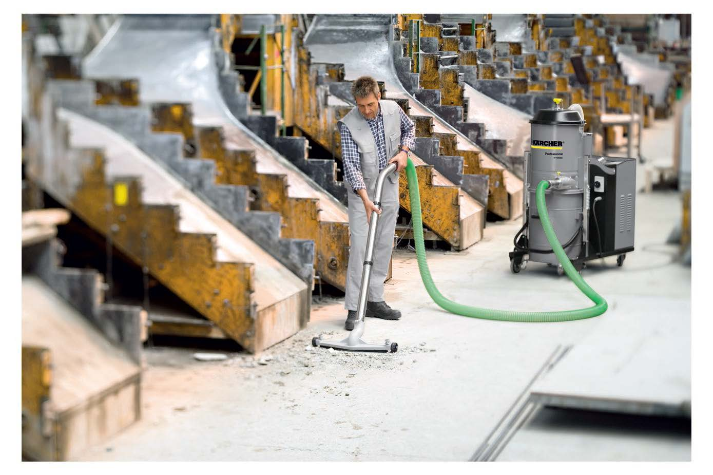 جاروبرقی صنعتی دائم کار