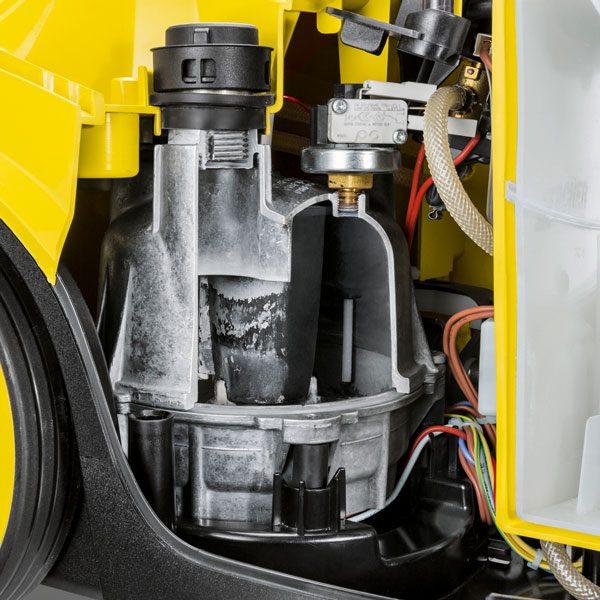 پودر رسوب زدای دستگاه های بخارشوی خانگی کارچر RM 511