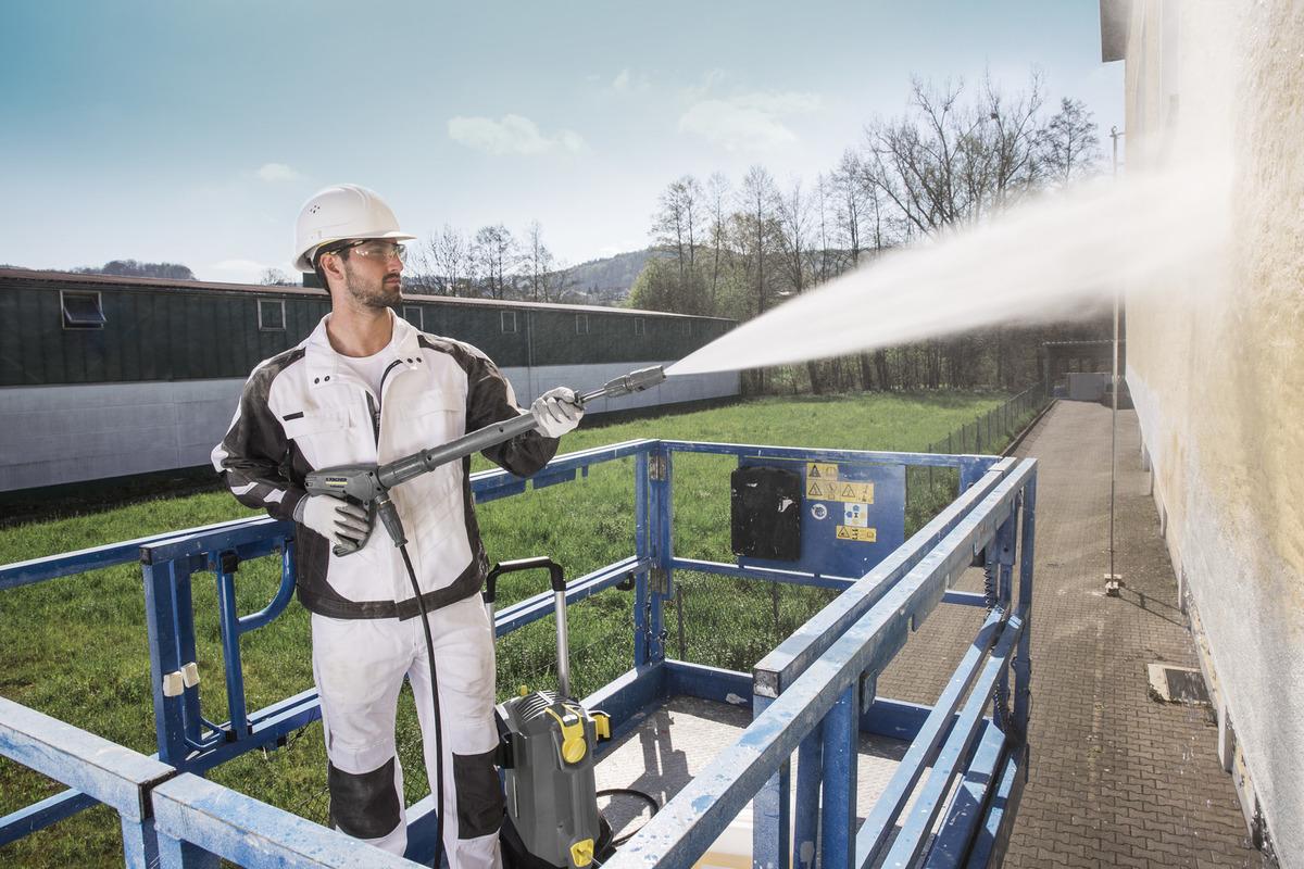 کارواش صنعتی آب سرد مدل HD 5/15 C کارچر کارواش آب سرد, واترجت آب سرد