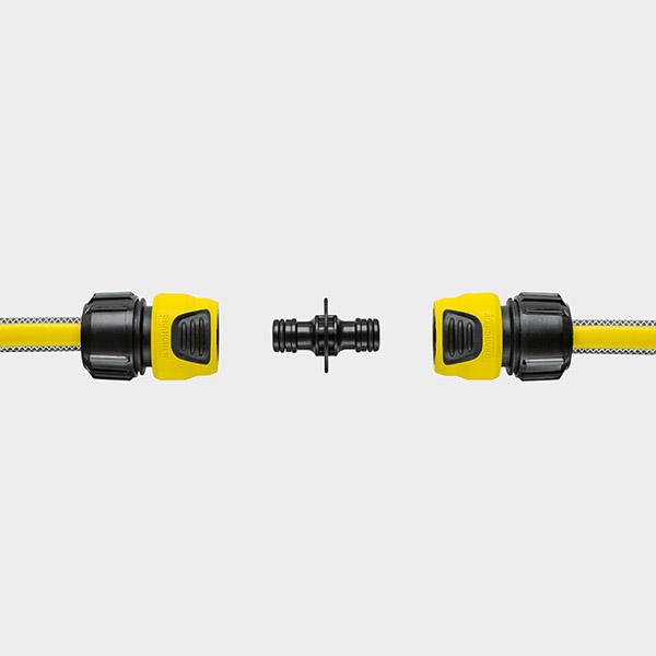 کانکتور آبیاری افزایش طول شلنگ کارچر اتصالات و کانکتور های آبیاری, اسپرینکلر ها و تجهیزات آبیاری, تجهیزات آب پاش دستی
