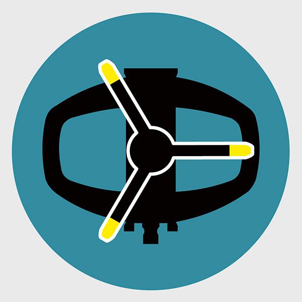 فواره آبیاری چرخشی دوار