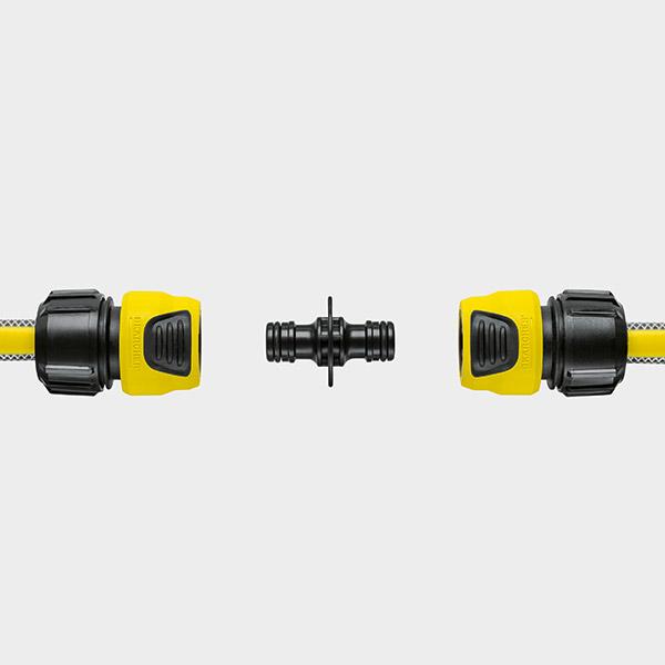 کانکتور افزایش طول شلنگ کارچر اتصالات و کانکتور های آبیاری, اسپرینکلر ها و تجهیزات آبیاری, تجهیزات آب پاش دستی