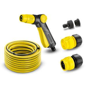 ست لوازم آبیاری مدل HS 1150 کارچر اتصالات و کانکتور های آبیاری, تجهیزات آب پاش دستی, شلنگ و شلنگ جمع کن
