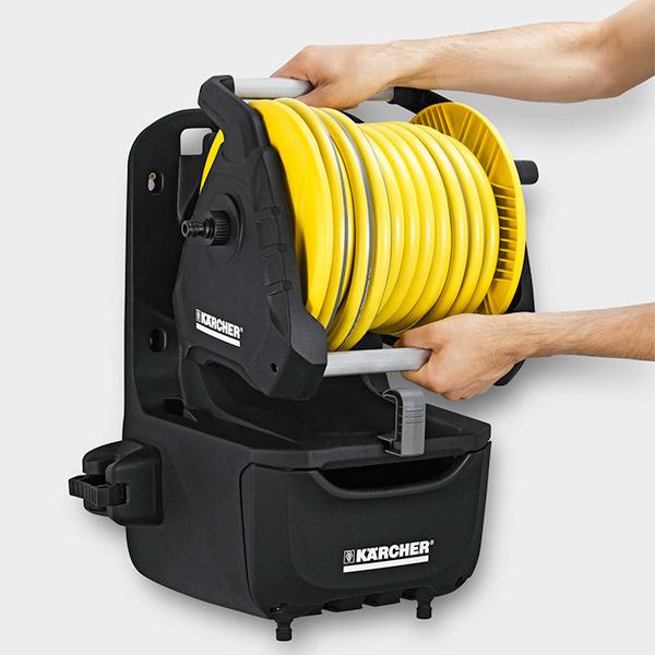 شلنگ جمع کن مدل HR7.300 کارچر تجهیزات آب پاش دستی, شلنگ و شلنگ جمع کن