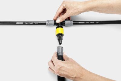 کانکشن شلنگ آبیاری مدل ۲۴۰.۰ کارچر اتصالات و کانکتور های آبیاری, اسپرینکلر ها و تجهیزات آبیاری