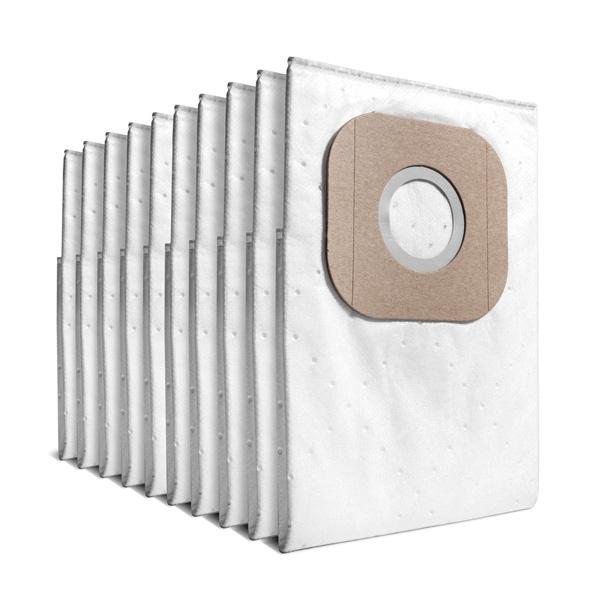پاکت پشمی جاروبرقی کارچر مدل T 7/1 بسته 10 عددی کیسه جاروبرقی