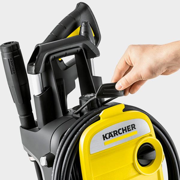 کارواش خانگی K5 Compact کارچر واترجت تک فاز کارچر