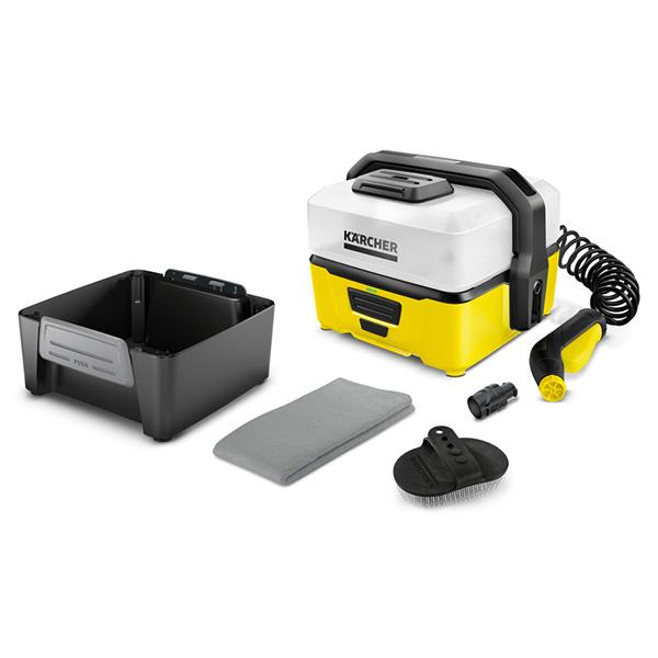 دستگاه شستشوی پرتابل مدل OC3 Pet Box کارچر