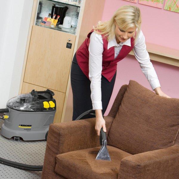 راهنمای استفاده از مبل شوی خانگی