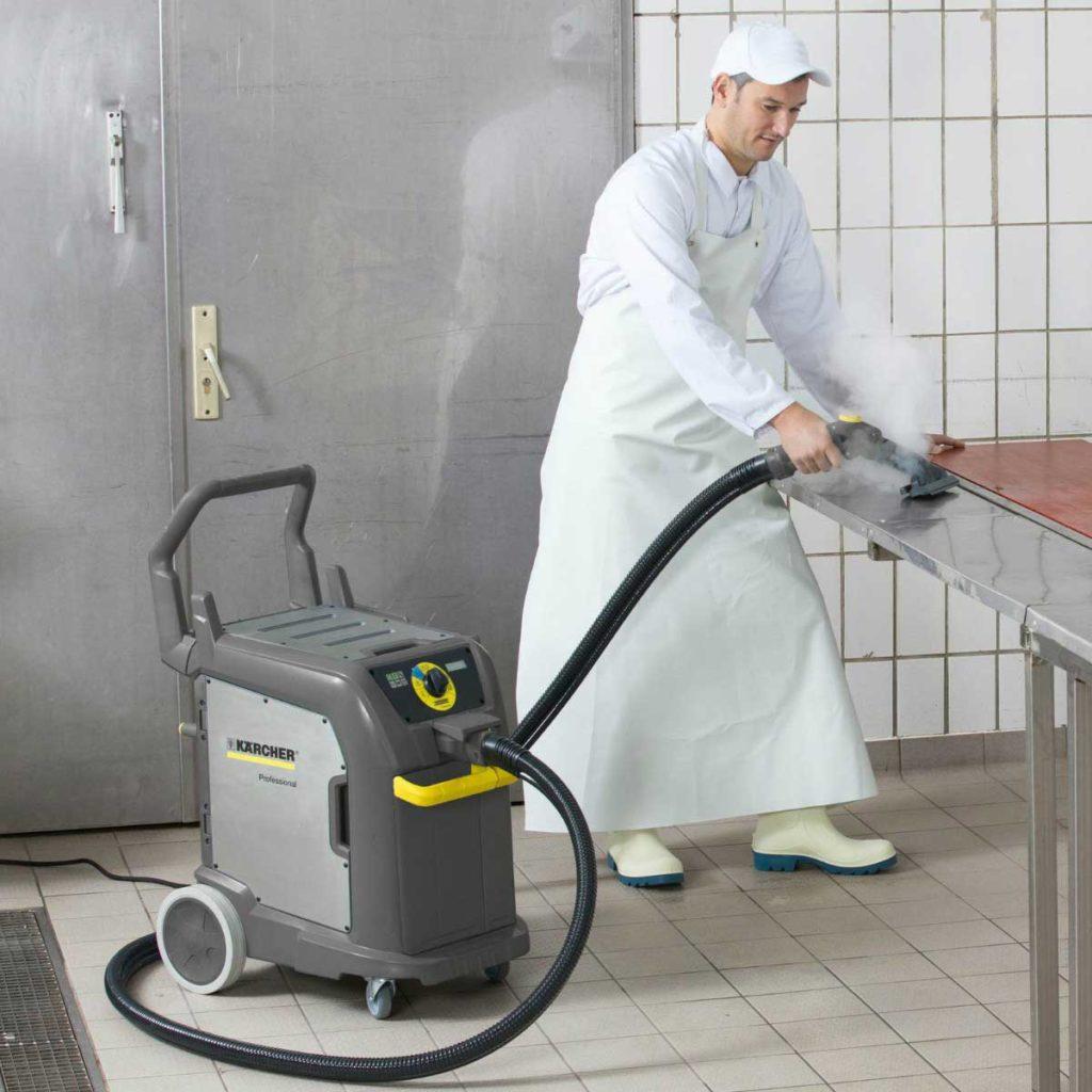 بخارشوی صنعتی پرقدرت