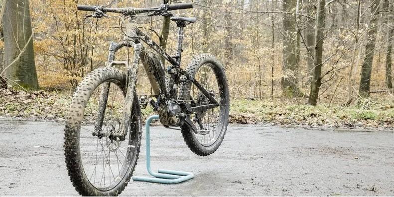 تمیز کردن دوچرخه