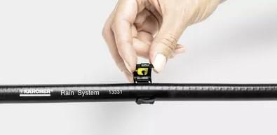 اتصال اسپری آبیاری به شلنگ