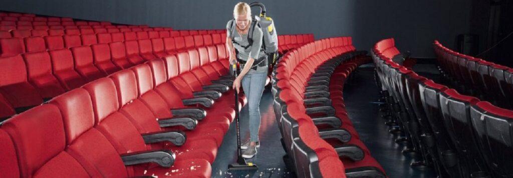 نظافت سینما
