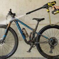 نظافت دوچرخه