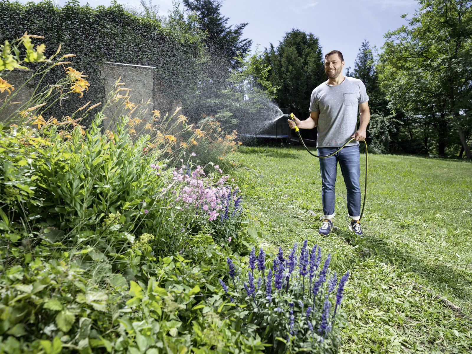 آبپاش باغبانی