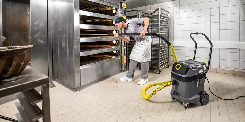 نظافت هایپرمارکت