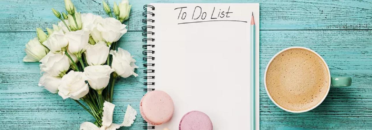 لیست نظافت بهاری