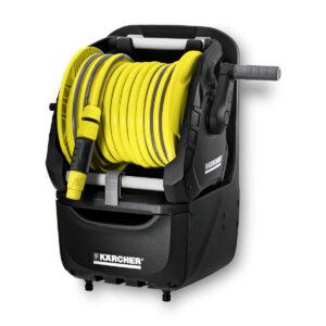 شلنگ جمعکن HR 7.315 Premium همراه با شلنگ 15 متری 5.8 اینچی کارچر